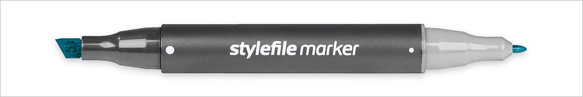 Einzelstift Stylefile Marker 164 Lemon Yellow Layoutmarker