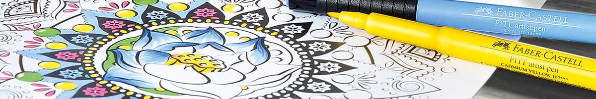 275 sepia Faber-Castell 167275 Artist Pen F F-Spitze fein