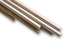 Beech Circular Rods