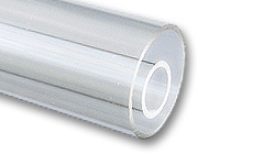 Acrylic Glass Tubes clear