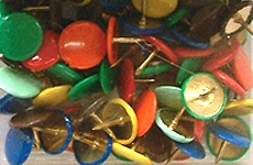 Thumbtacks