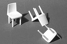 Modellmöbel