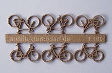 Fahrräder aus Pappe