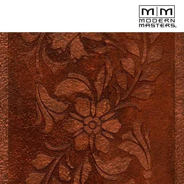 Metall Effekt Wandfarbe: Modern Masters Rust Effekt Aktivator Rost