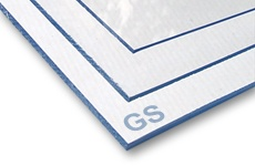 Acrylic Glass GS colourless