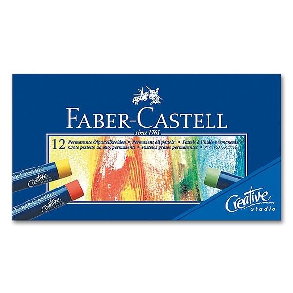 c3dfdd82 Oil Pastels Chalk Creative Studio, 12 pcs. in Etui - buy now on ...