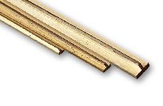 Brass T-Profiles isosceles