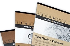 Drawing Pads Glue-top