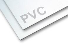 PVC weiß