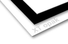 Acrylglas XT opak
