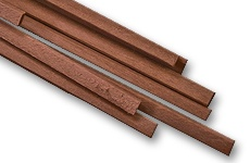 Red Cedar Wooden Strips