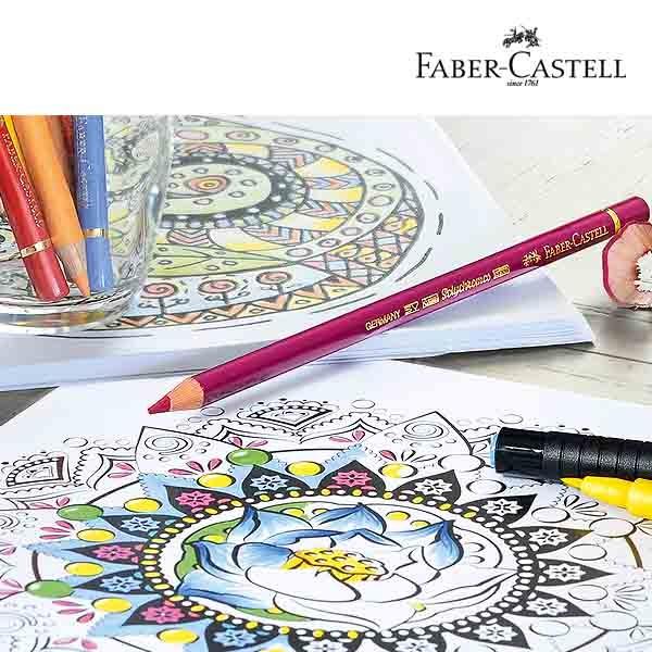 walnussbraun Faber-Castell 110177 Künstlerfarbstift Polychromos 177