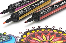 Graphic Markers Winsor&Newton