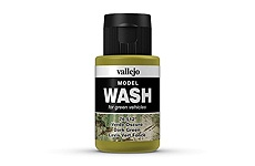 Model Wash Colors
