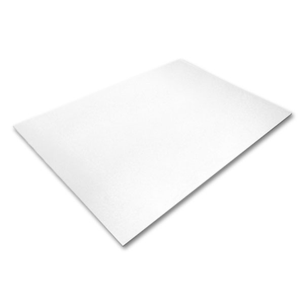 Abs Plastic Sheet White 500 X 400 X 1 5 Mm Buy Now On