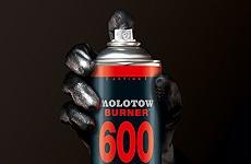 Molotow Burner 600