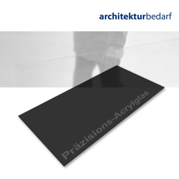 pr zisions acrylglas transparent schwarz jetzt kaufen bei. Black Bedroom Furniture Sets. Home Design Ideas