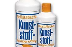 Kunststoff-Reiniger + Pflege