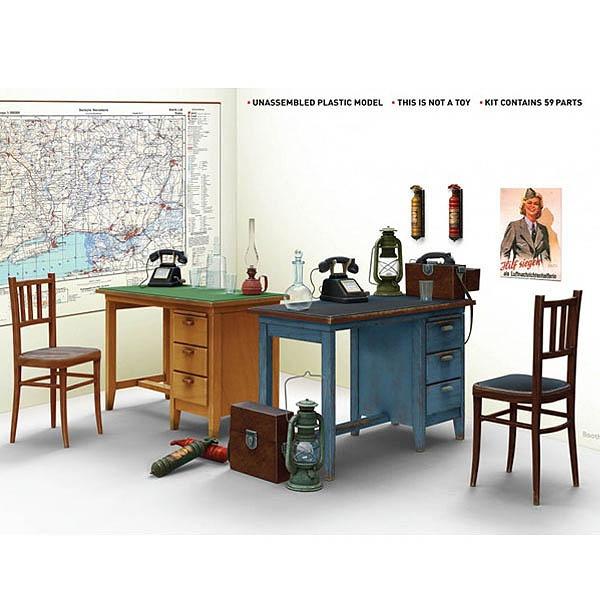 Büromöbel in 1:35 - jetzt kaufen bei architekturbedarf.de