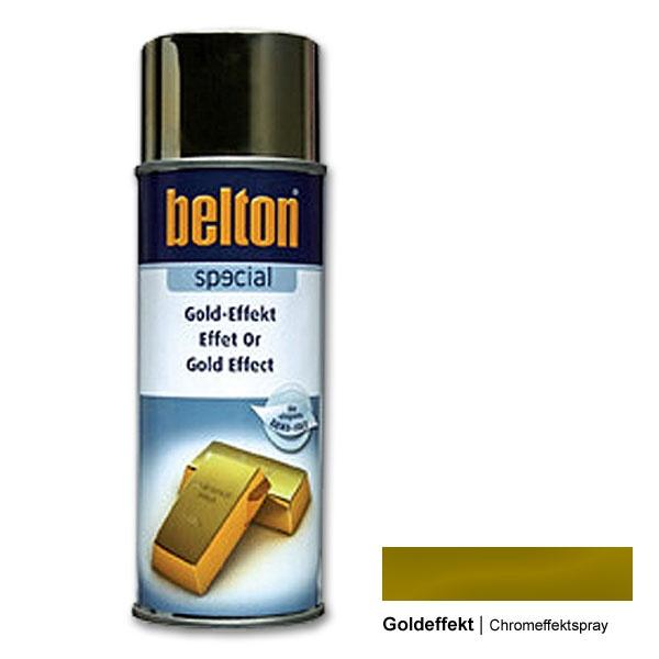 Metallic Effekt Wandfarbe Liter Grundpreis Uackg: Belton Spezial Goldeffektspray