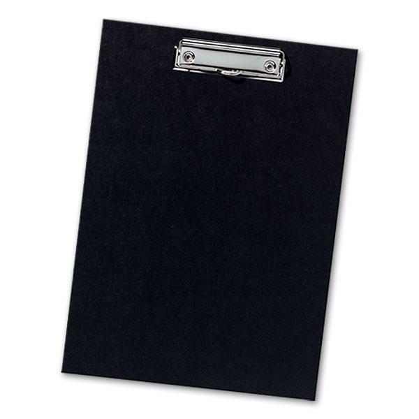 schreibplatte klemmbrett f r a4 schwarz jetzt kaufen bei. Black Bedroom Furniture Sets. Home Design Ideas