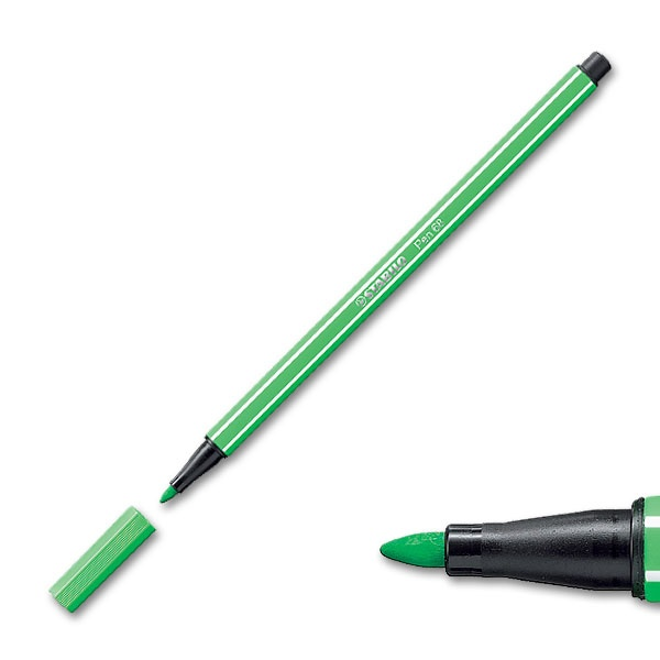 "neonpink STABILO 68//056 /""Pen 68/"" Pen 68 Fasermaler Filzstift 1 Stück"