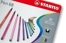 Stabilo Pen 68 Sets