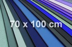 Colored Paper 70x100 cm
