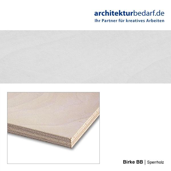 birke sperrholz bb 500 x 1000 x 5 mm jetzt kaufen bei. Black Bedroom Furniture Sets. Home Design Ideas
