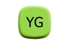 Marker Yellow Green