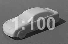 4er Pack PKW 1:100 transparent Schulcz 03-40100 2,36€//Stück