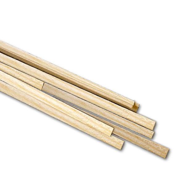 Holz  Kiefernholz  Kiefern  Vierkantleisten Leisten 1 m lang