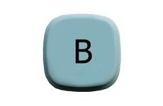 Marker Blue