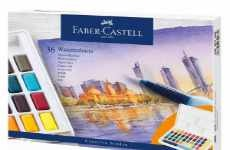 Faber-Castell Watercolor Sets