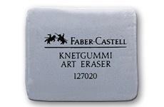 Plasticine Erasers