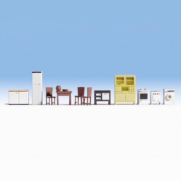 Möbel für Küche und Esszimmer 1:87 - jetzt kaufen bei ...