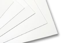 White Bristol Boards