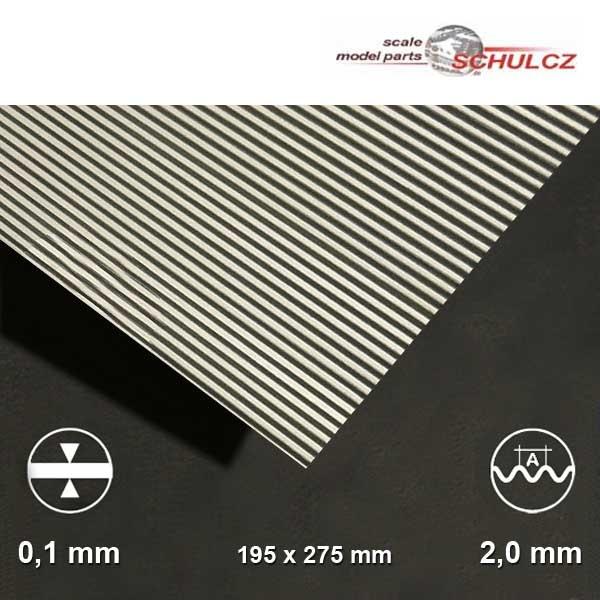 aluminium wellblech welle 2 0 mm jetzt kaufen bei. Black Bedroom Furniture Sets. Home Design Ideas