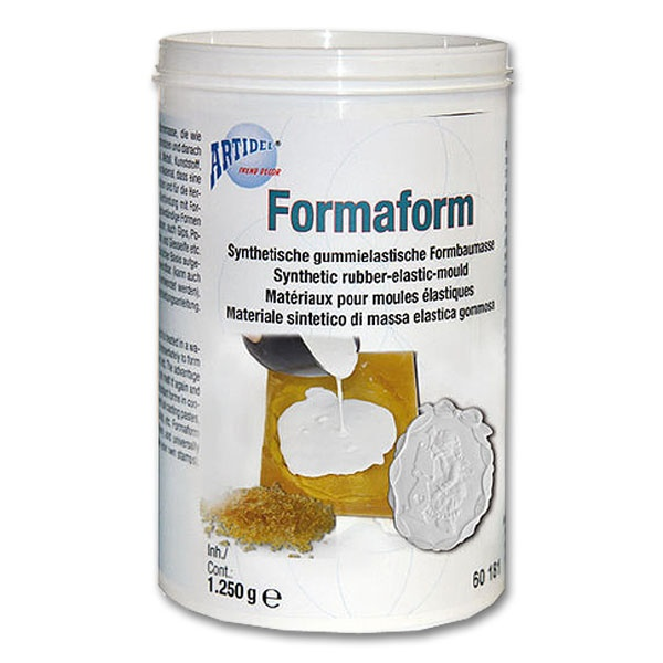 Formaform Starter Pack, Reusable Molding Compound Creartec Artidee 60181,  1250 g