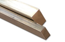 Brass Rectangular Profiles