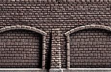 Mauer-/ Steinplatten