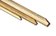 Brass L-Profile non-isosceles