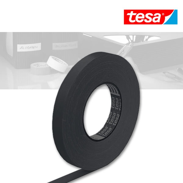 tesa gewebeklebeband schwarz jetzt kaufen bei. Black Bedroom Furniture Sets. Home Design Ideas