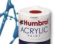 Humbrol Acryl glänzend