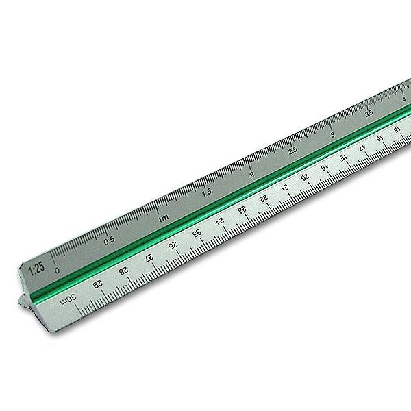 Dreikantmaßstab Architekt 1 Rumold 150//1//30 30 cm