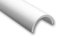 Semicircular Tube Rods