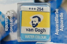 Vang Gogh Colours