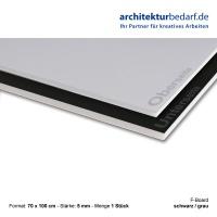 F-Board 70x100cm, Stärke 5mm