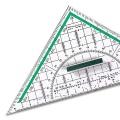 Set Square 22 cm