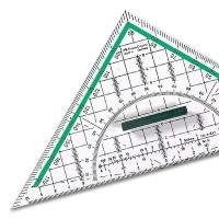 Geometriedreieck 22 cm